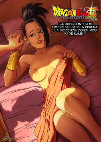 Dragon Ball Super xxx sexo entre Kale Caulifla y Milk – Comics Porno Gratis en Español