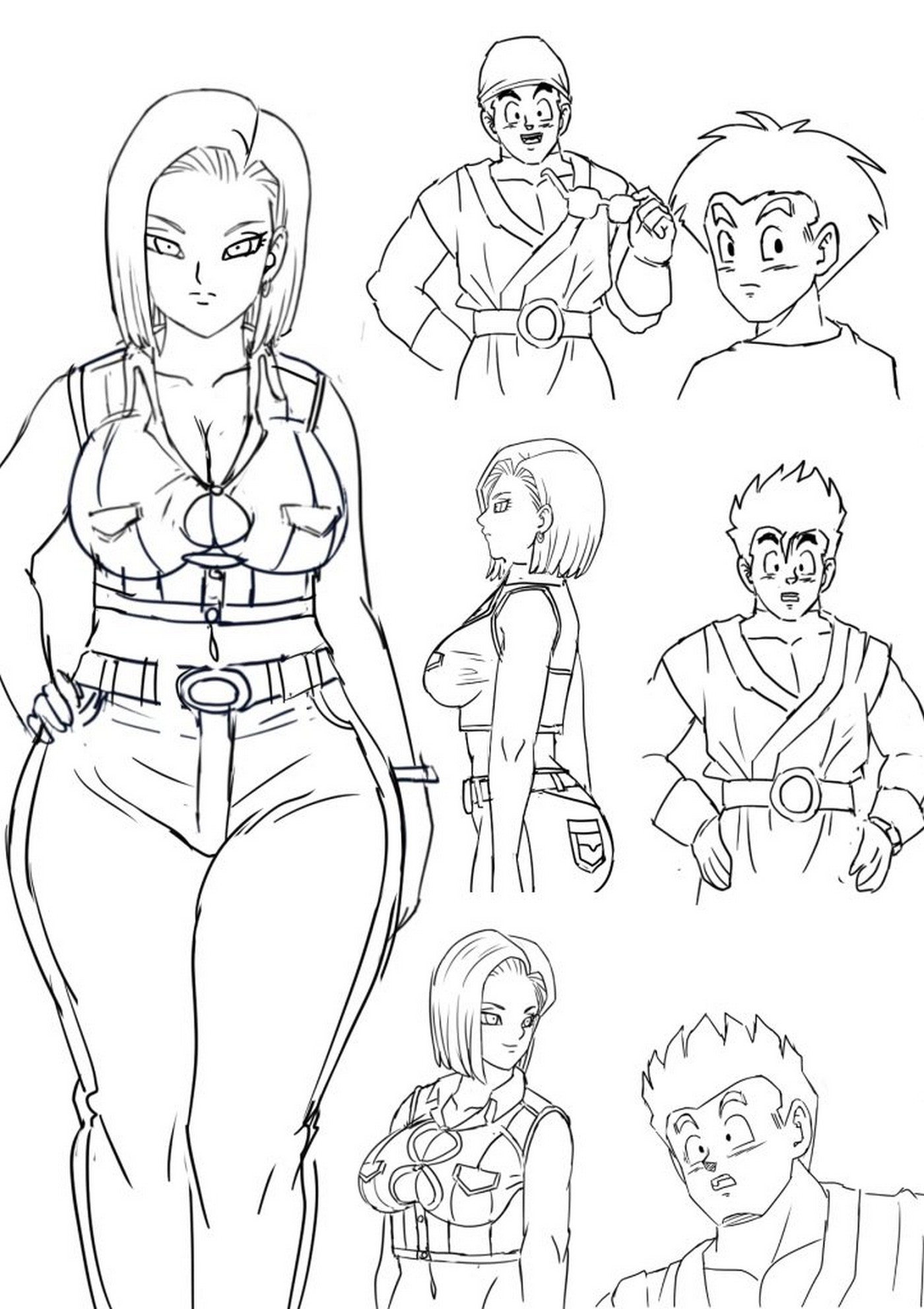 Android Ntr 18 Ep 3 Pink Pawg 06