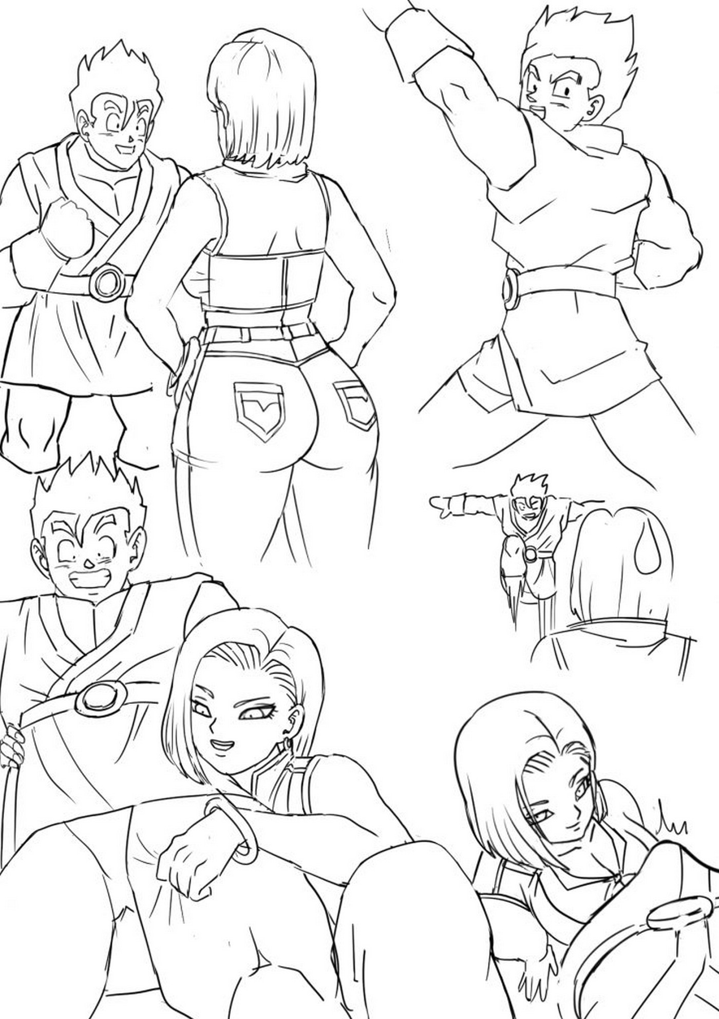 Android Ntr 18 Ep 3 Pink Pawg 07