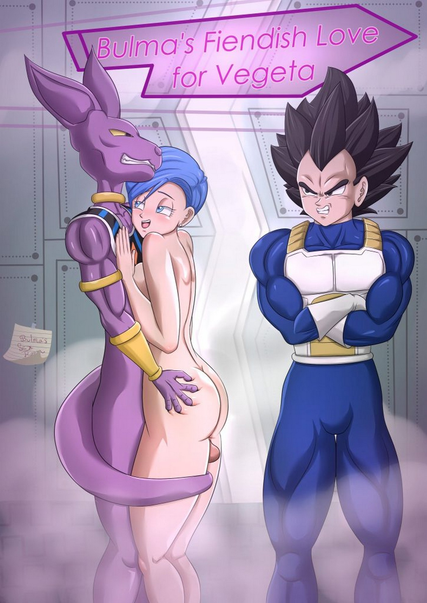 Bulmas Fiendish Love por Vegeta Setthh98 01