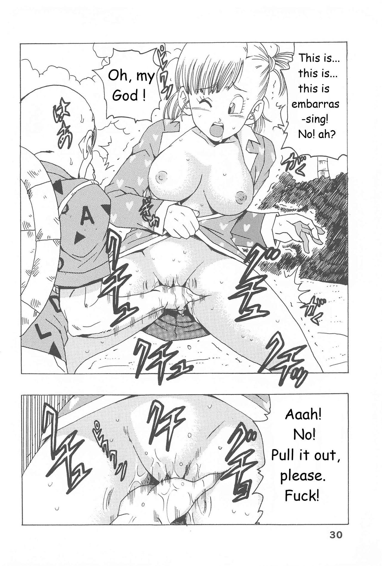 Bulma No Saikyou y No Michi Dragon Ball 30