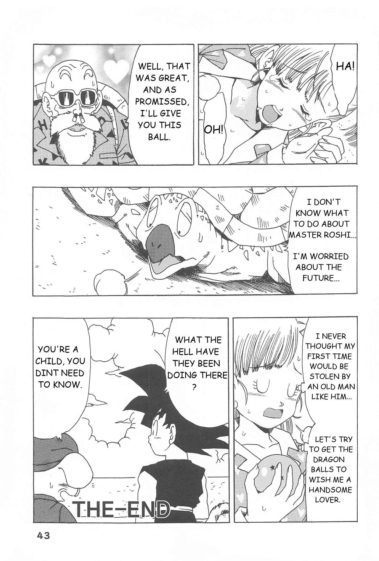 Bulma No Saikyou y No Michi Dragon Ball 43