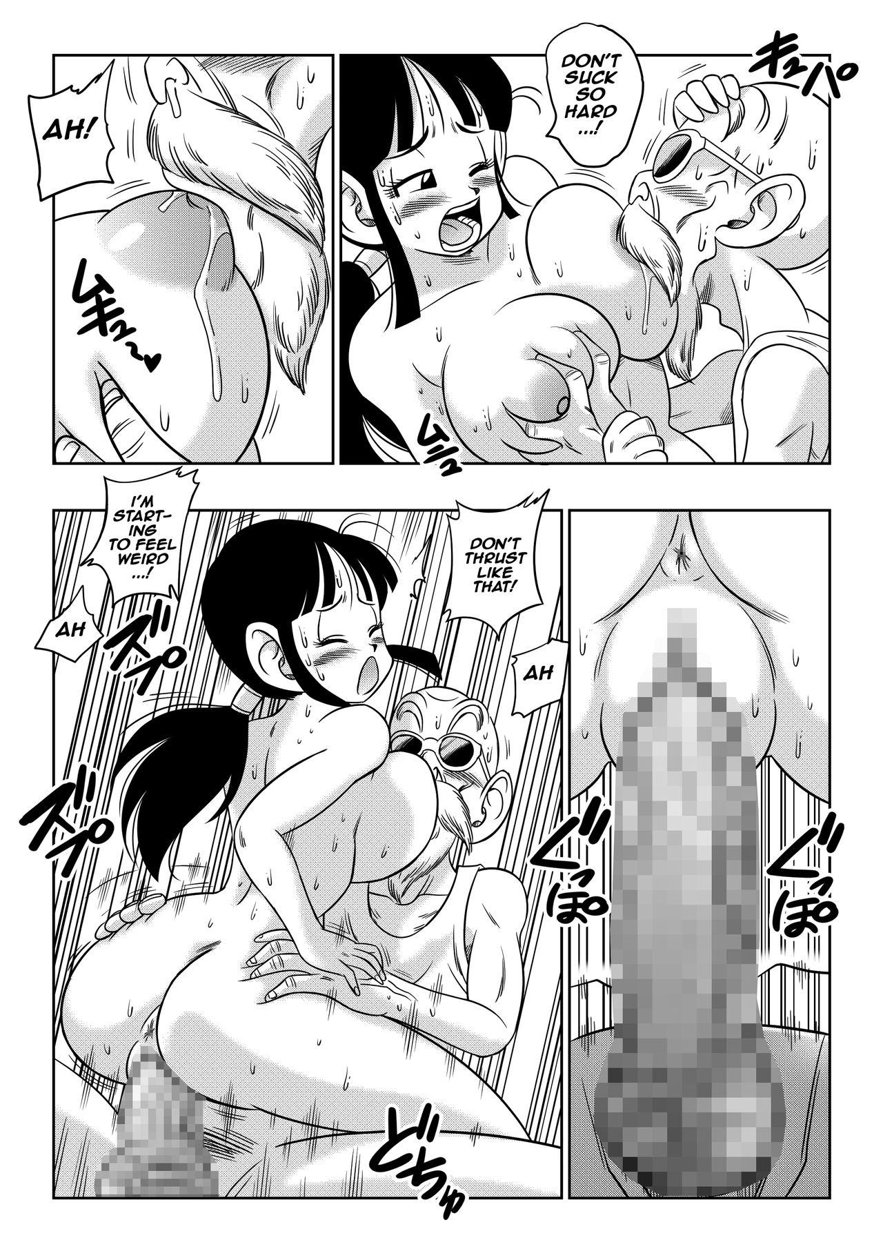 Esposa joven es abusada sexualmente de Yamamoto 14