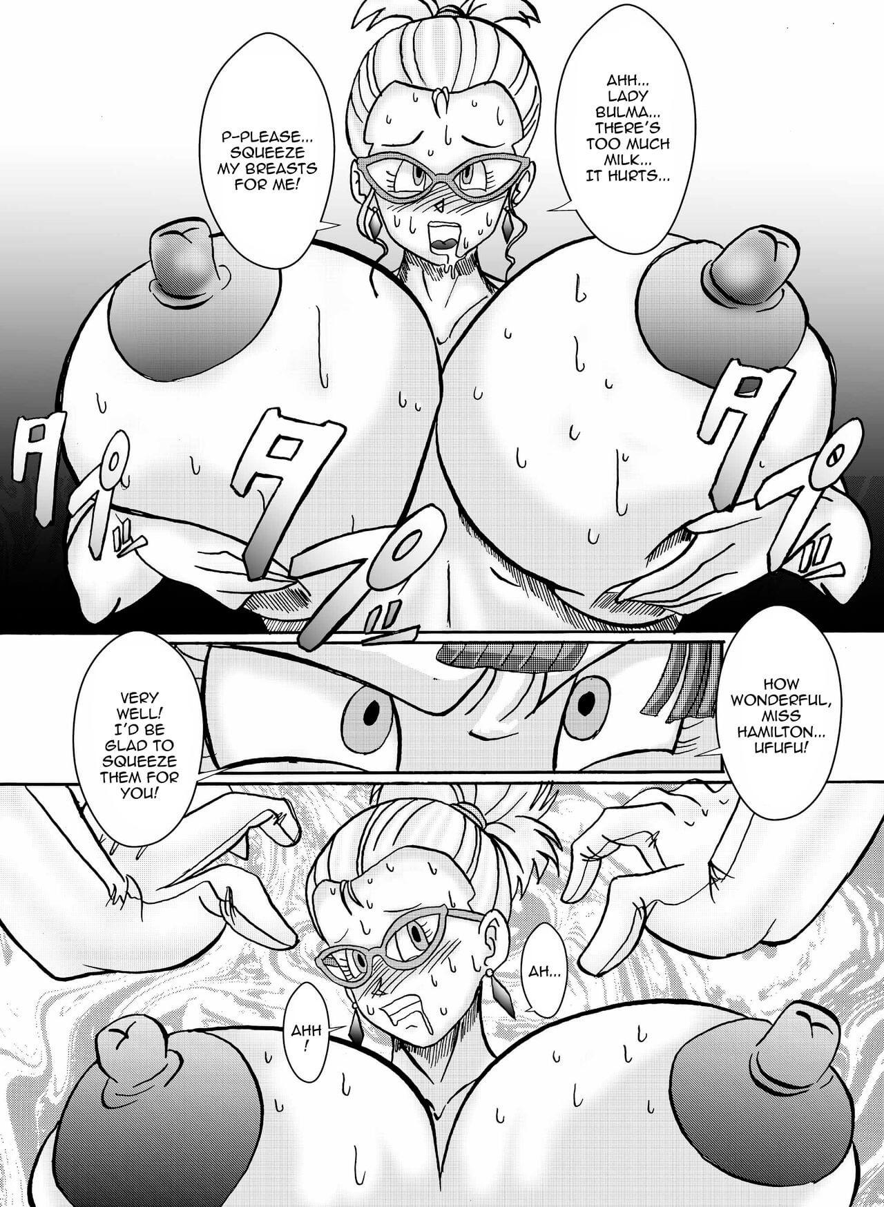 Tanjou Aku No Onna Senshi Jinzou Ningen Ryousan Ka Keikaku Dragon Ball 19