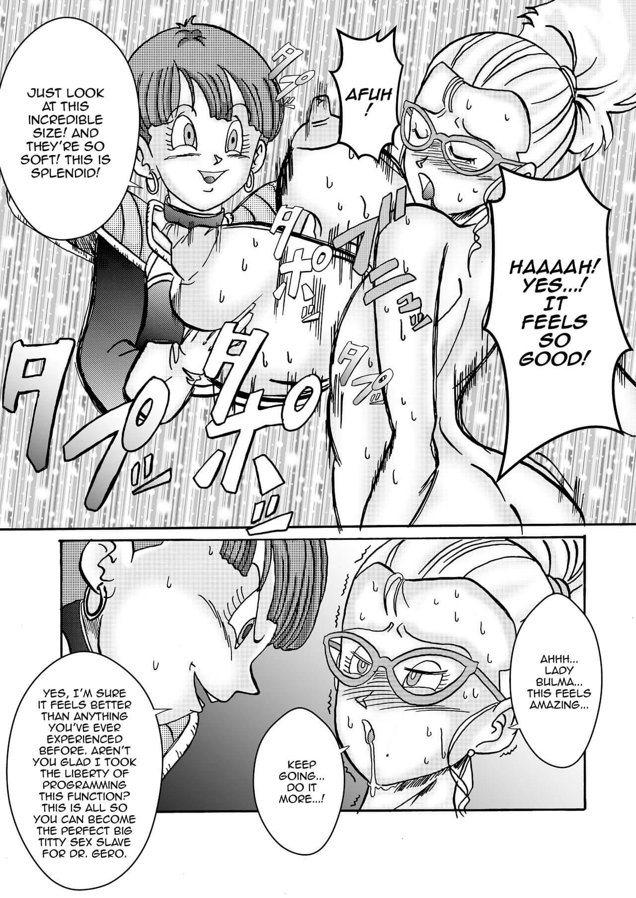 Tanjou Aku No Onna Senshi Jinzou Ningen Ryousan Ka Keikaku Dragon Ball 20
