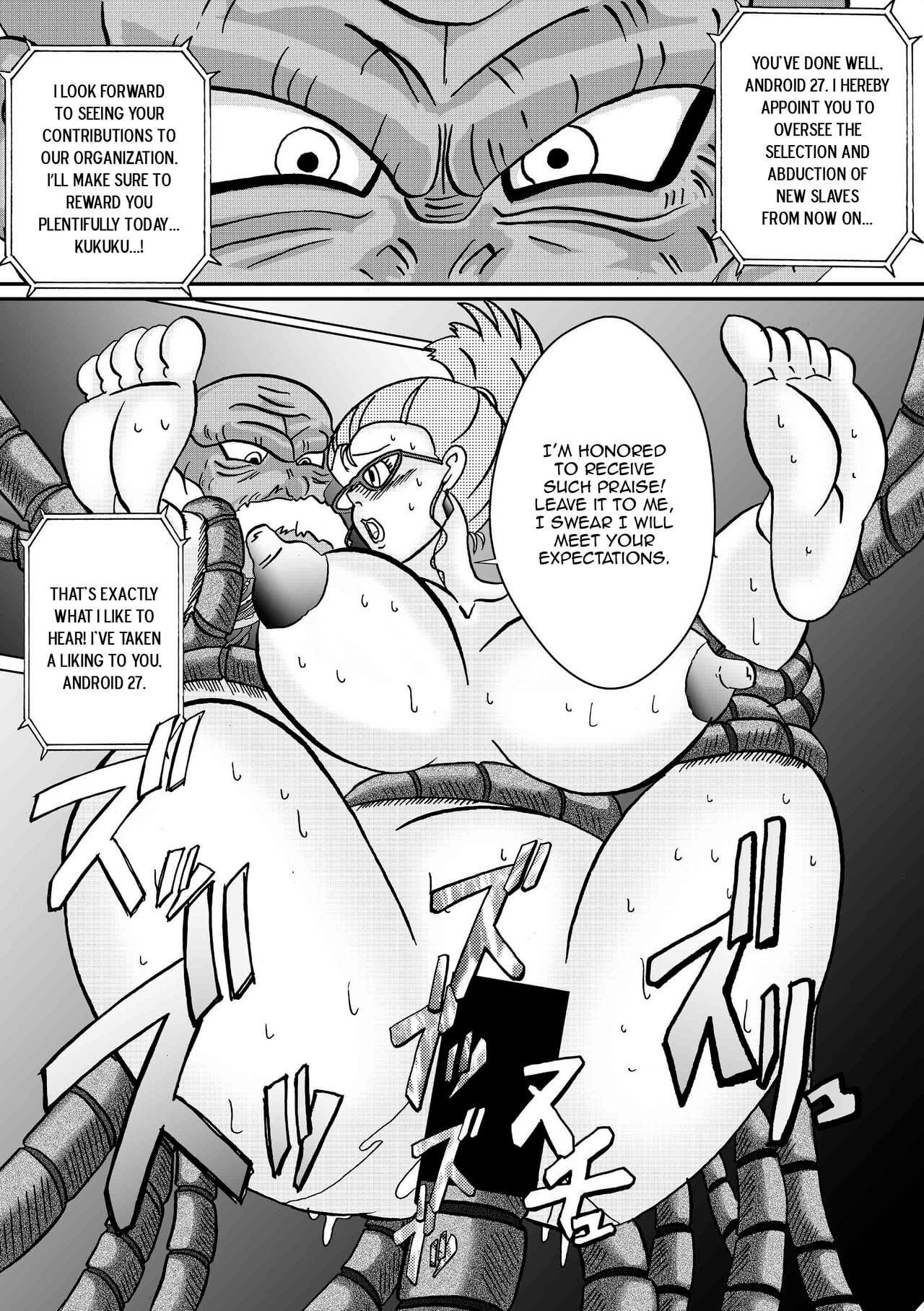 Tanjou Aku No Onna Senshi Jinzou Ningen Ryousan Ka Keikaku Dragon Ball 32