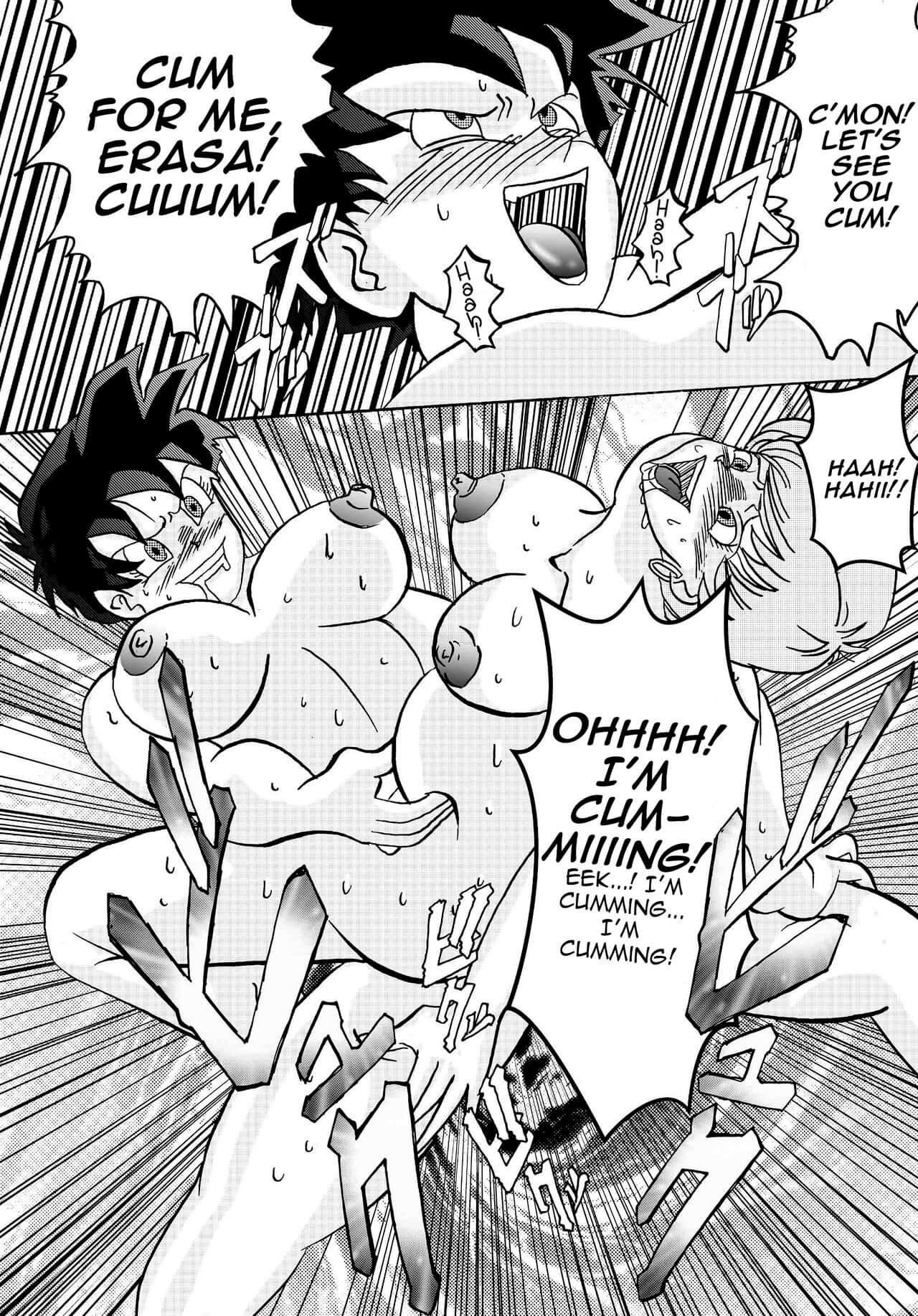Tanjou Aku No Onna Senshi Jinzou Ningen Ryousan Ka Keikaku Dragon Ball 50